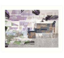 Architecture Concept Art Print