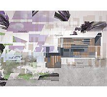 Architecture Concept Photographic Print