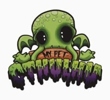 Creepies - My Pet Cthulhu One Piece - Short Sleeve