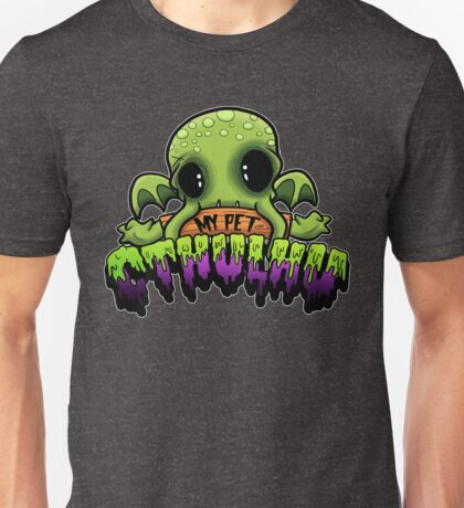 Creepies - My Pet Cthulhu T-Shirt