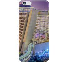 Contemporary Resort from Bay Lake iPhone Case/Skin