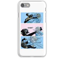 Kitty Beats Up Emma iPhone Case/Skin