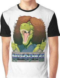 NWODHM - Rockin' Rex Graphic T-Shirt