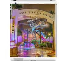 Rock 'n Roller Coaster Gate iPad Case/Skin