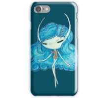 the blue niffin, a beast of the futher iPhone Case/Skin