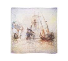 Ships In Battle Scarf