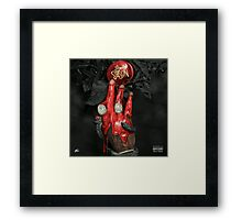 Slime Season 3- Young Thug Framed Print