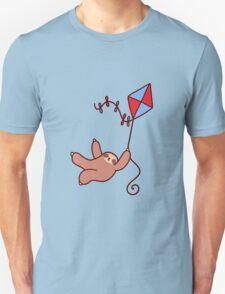 Kite Sloth Unisex T-Shirt