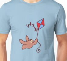 Kite Sloth Unisex T-Shirt
