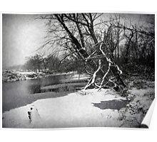 Snowy Stouts Creek Poster