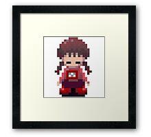 Madotsuki Framed Print