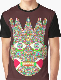 The Psychedelic Daimon Graphic T-Shirt