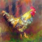 Rockin' Rooster by Lois  Bryan