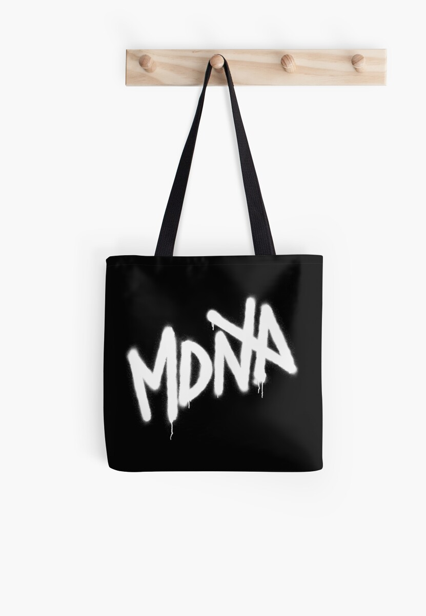 MDNA Tag (White) by DCdesign