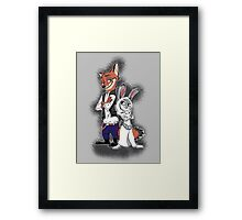 A Zoo Hope Framed Print