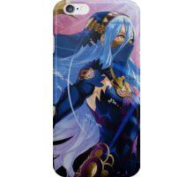 Fire Emblem Fates - Azura / Aqua (Nohr) iPhone Case/Skin