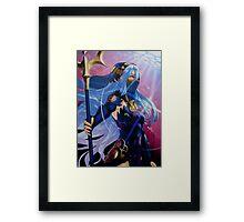 Fire Emblem Fates - Azura / Aqua (Nohr) Framed Print