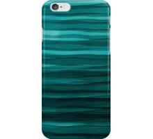 Aqua Waves iPhone Case/Skin