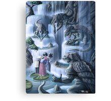 Kappa Manners Canvas Print