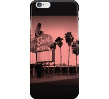 Sky Ranch Motel - Old Vegas  iPhone Case/Skin