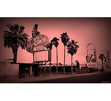 Sky Ranch Motel - Old Vegas  Photographic Print