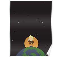Minimalist Lucas SSB Poster
