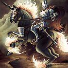 Hellfire Knight by ItoSaithWebb