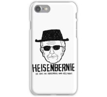 Heisenbernie iPhone Case/Skin