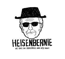 Heisenbernie by Justin Butler