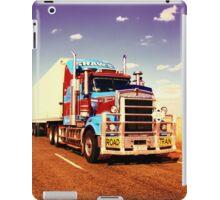 Road Trains of Australia iPad Case/Skin
