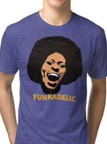 Funkadelic - Maggot Brain Tri-blend T-Shirt