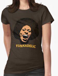 Funkadelic - Maggot Brain Womens Fitted T-Shirt