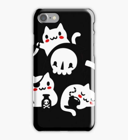 Deaths Little Helpers iPhone Case/Skin