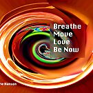 Be Now by cherie hanson