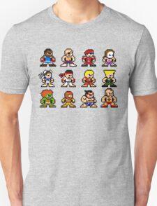8-Bit Street Fighter 2 T-Shirt