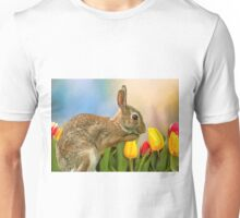 Happy Easter to all my Red Bubble Friends Unisex T-Shirt
