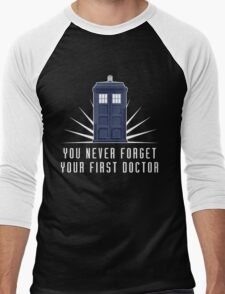 Dr Who Men's Baseball ¾ T-Shirt