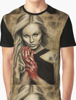 Wolf Blood Graphic T-Shirt