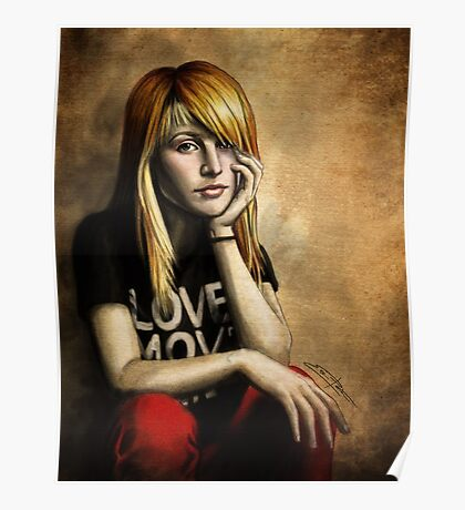 Hayley Williams Poster