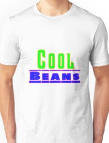 Neon Bright Cool Beans T-Shirt
