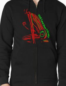 The Low End Theory Zipped Hoodie