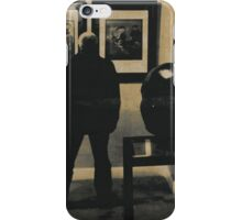 big brother's head iPhone Case/Skin