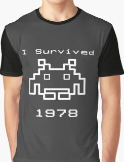 I Survived 1978 Graphic T-Shirt