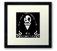 You Can't Understand Him Framed Print