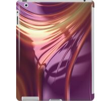 Purple Sheet iPad Case/Skin