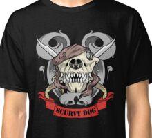 Scurvy Dog Classic T-Shirt