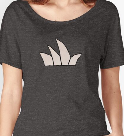 Sydney Opera House Women's Relaxed Fit T-Shirt