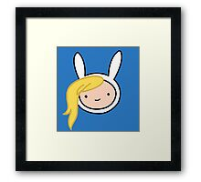 Adventure Time Fionna Framed Print