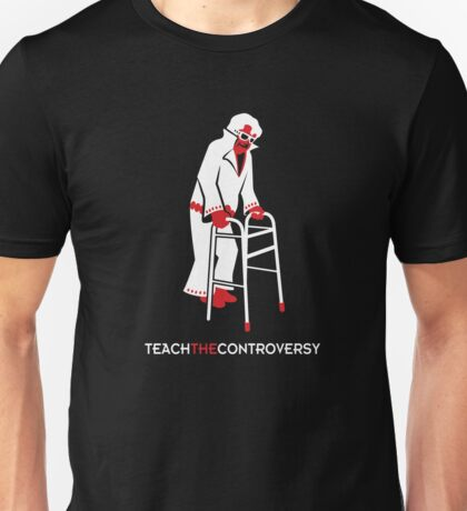 Old Elvis (Teach the Controversy) Unisex T-Shirt