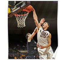 Ben Simmons LSU Tigers Poster